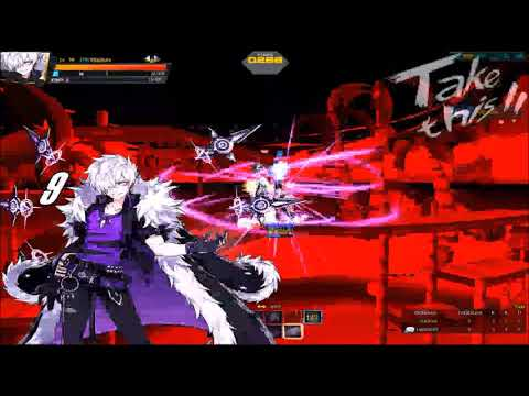 [Elsword NA] Don't Get Hit