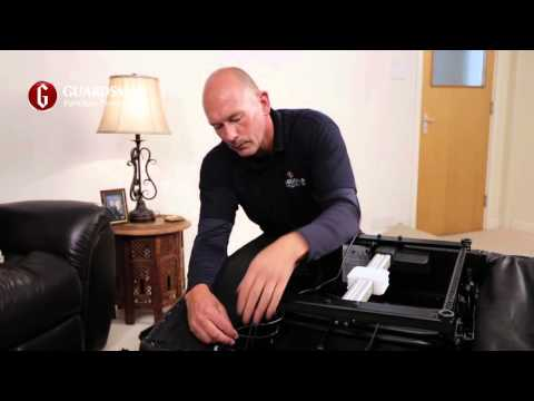 How we repair a broken recliner chair - Guardsman In-Home Care & Repair