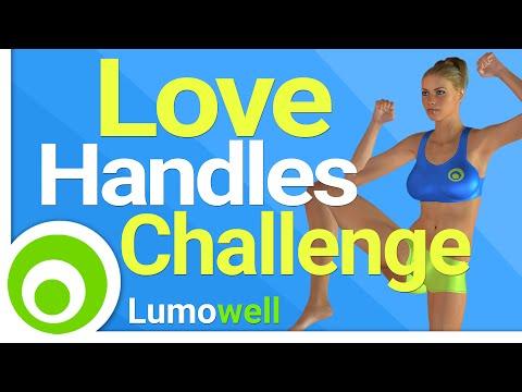 Love Handles Challenge: Get Rid Of Love Handles Fast
