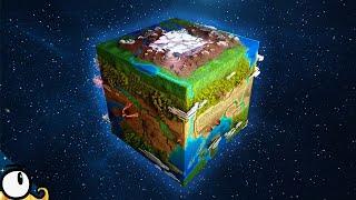 Et si la planète Terre était CUBIQUE ?