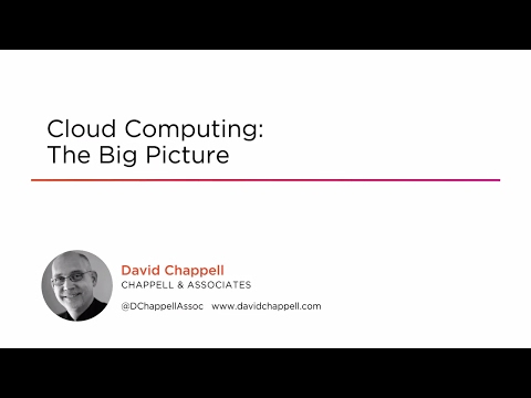 Course Preview: Cloud Computing: The Big Picture