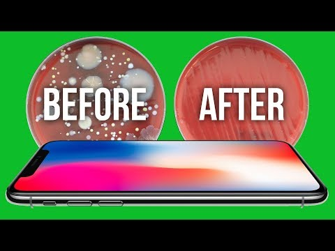 Kill Germs & Bacteria Living on Your iPhone with PhoneSoap 2 0