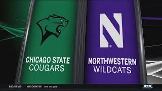 Chicago State at Northwestern - Men