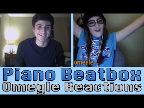 MEETING MISFIRE?! - Omegle Piano Beatbox Reactions