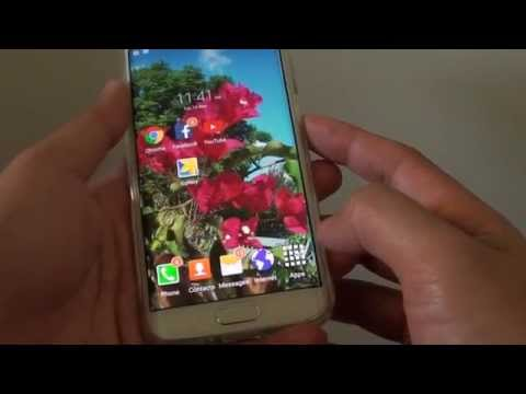 Samsung Galaxy S6 Edge: How to Change Lock Screen Background Picture