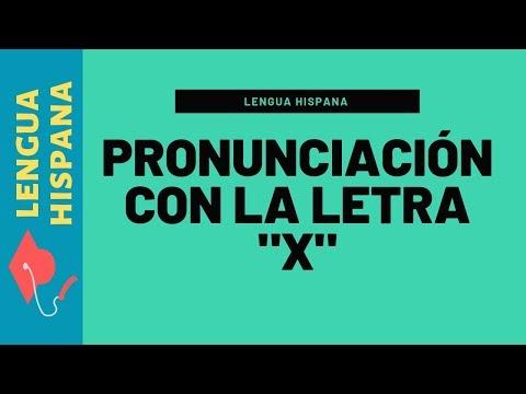 Xxx Mp4 Sonidos Con La Letra Quot X Quot Sounds With Letter Quot X Quot PRONUNCIACIÓN 3gp Sex