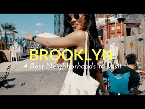 YOUR ULTIMATE GUIDE TO BROOKLYN, New York - made by locals 🗽