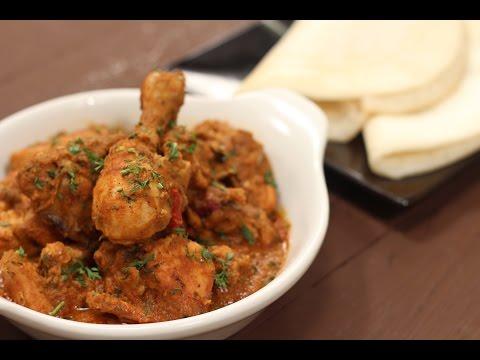 Kolhapuri Sukka Chicken and Amboli | Majha Kitchen | Sanjeev Kapoor Khazana
