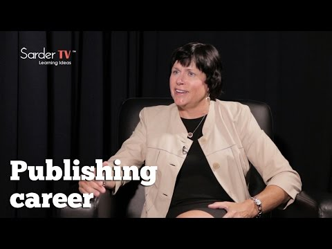 What kind of experience do you need for a publishing career? By Joan O'Neil, EVP Learning at Wiley