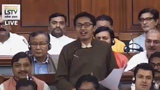 Ladakh MP gives passionate speech in LS on J&K bifurcation, PM Modi tweets