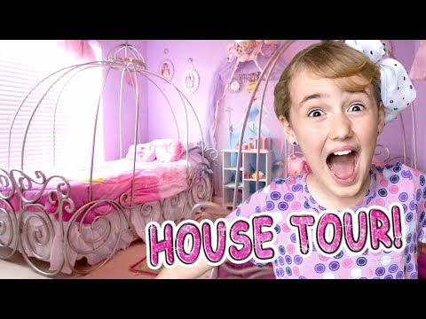 Magical Disney Vacation Rental House Tour! * Orlando, Florida *