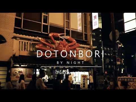 Japan, Osaka - Dotonbori by night (2018)