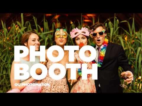 Photobooth: Comment installer le photo booth le plus cool du monde !