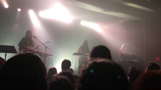 The Staves - Blood I Bled (Live)