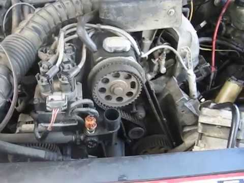 Timing Belt Replacement Ford 2.3 and 2.5 1996-2011
