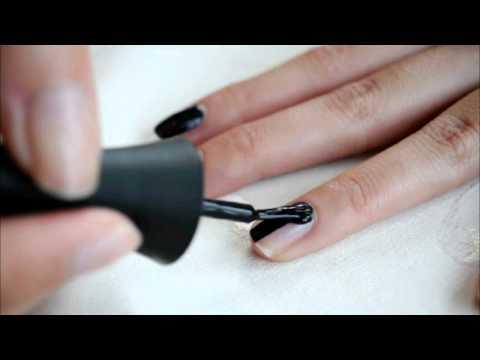 DIY Matte Nails by Steam