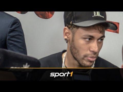 Nach Traum-Comeback: Neymar verrät Fitnesszustand | SPORT1 - DER TAG