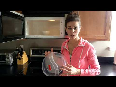 Best Microwave Cover for Food Splatter Guard Review - No Mess in the Microwave