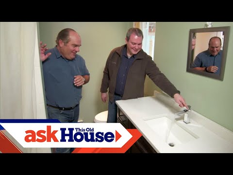 Solving a Spitting Faucet Mystery