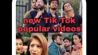 2019 Popular Videos In Tik Tok