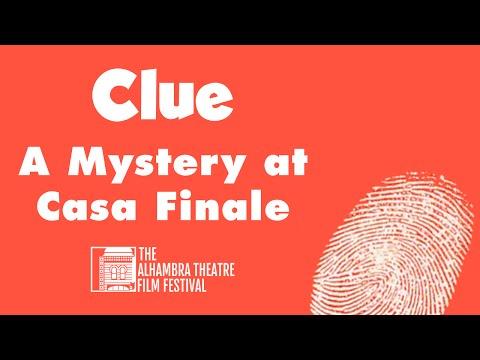 Clue: A Murder Mystery at Casa Finale
