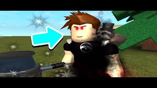 I'M THE EVIL VILLAIN IN THIS ROBLOX STORY! *SCARY*