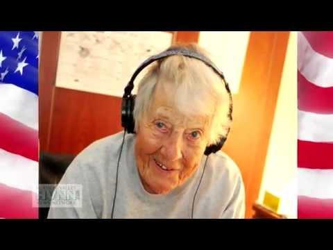 Oldest Living Female Marine Honored