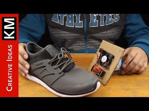 Shoes Smell Remover DIY