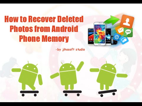 How to Recover Photos, Videos from Android Phone Internal Memory