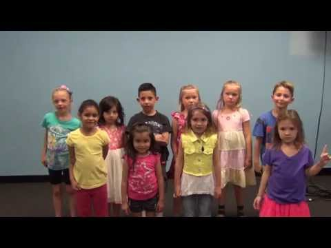 How to Help Young Children Audition Well (commercial acting video lesson)