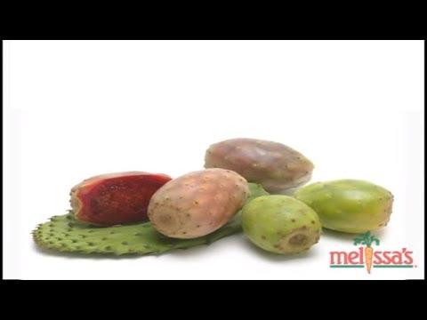 How to Eat a Prickly Cactus Pear aka Tunas