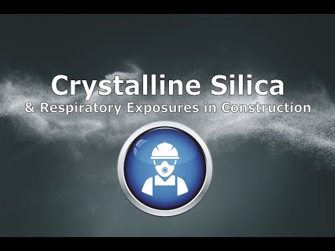 Crystalline Silica & Respirable Exposures in Construction