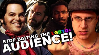 Stop Baiting LGBTQ+ Audiences - A Pop Culture Rant (Star Wars, DC, Disney, Harry Potter & More)