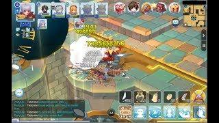 Ragnarok Online Mobile Sorcerer Niflheim minis SOLO and ET