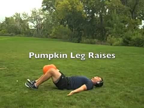 Pumpkin Core Circuit  4 Minute Freaky Fat Loss For Halloween!