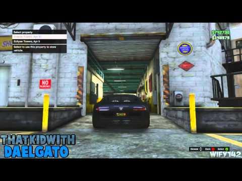GTA 5 Glitches |