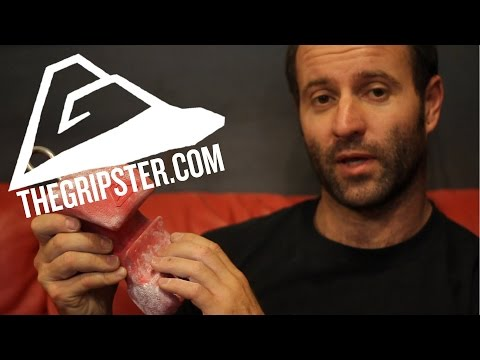 The Gripster - Build climbing specific finger strength