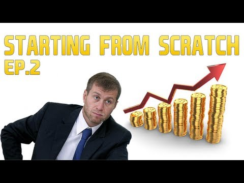 FIFA 12 Ultimate Team - Starting from Scratch Ep.2 - How to make coins