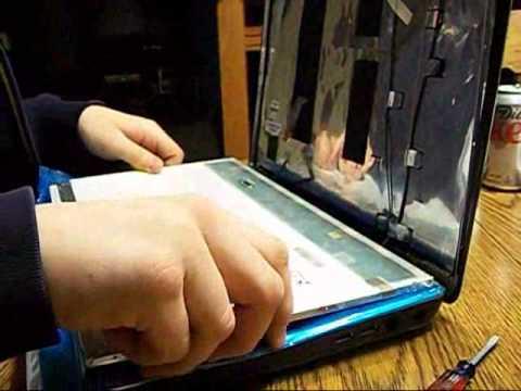 How to repair HP G71-340US Laptop Screen