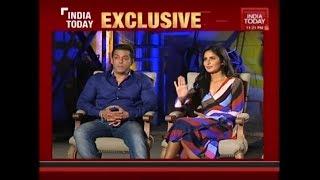 Exclusive : Salman Khan, Katrina Kaif In Conversation With Anjana Om Kashyap