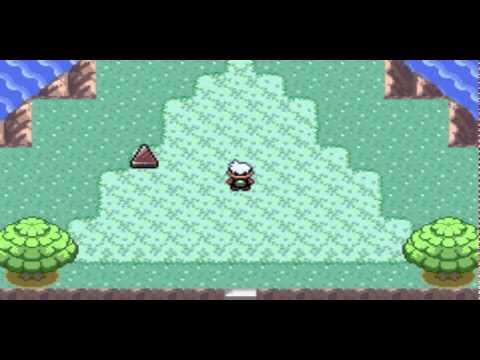 Pokemon Emerald | Birth Island Puzzle | Capturing Deoxys