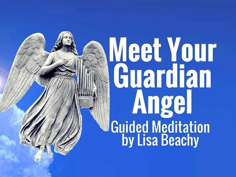 Angel Meditation: Meet Your Guardian Angel Guided Meditation