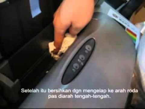how to resolve a printer error | EPSON R230 Blinking