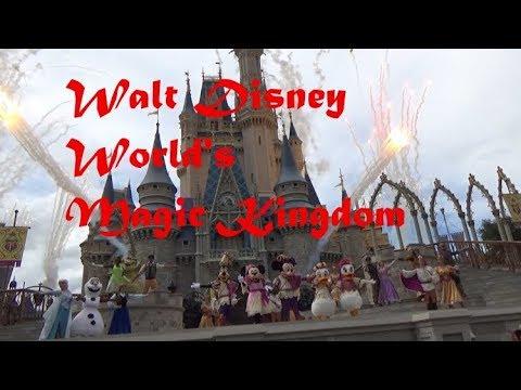 A Magical Day at The Magic Kingdom! || Walt Disney World