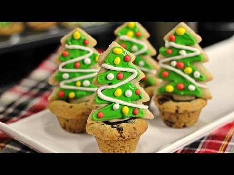 Christmas Tree In a Pot - Christmas Cookies - Recipe by ZaTaYaYummy