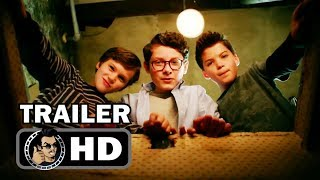 THE DANGEROUS BOOK FOR BOYS Official Trailer (HD) Amazon Comedy