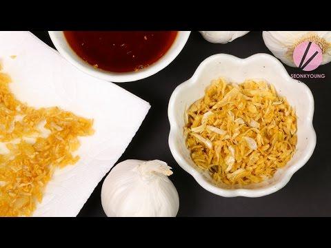 Fried Garlic Feat. Chili Garlic Oil