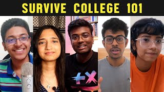 Things We wish we knew before College | College Advice from Indian College YouTubers