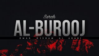 Surah Al-Burooj Translation with Hindi and English    Omar Hisham Al Arabi   