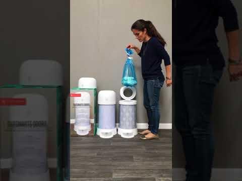Twist'R® Diaper Disposal System by Prince Lionheart